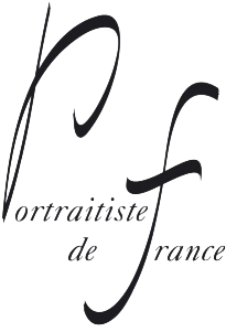 logo portraitiste de france